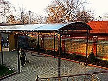 Навес Алматы