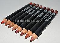 Карандаш помада для губ Velvet Matte Lipstick Pencil OG, (карандаш для губ), фото 1
