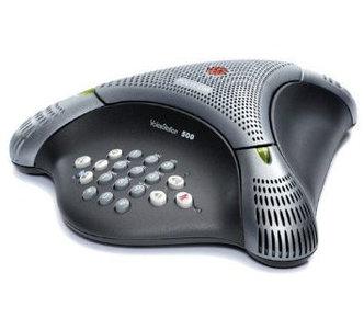 Аудиоконференция Polycom VoiceStation 500 аналоговый конференц-телефон