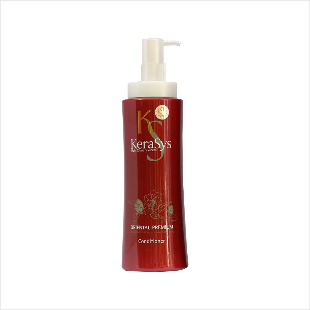 KeraSys Oriental Premium Conditioner Кондиционер для волос Премиум на экстракте восточных трав 600 мл