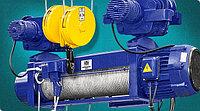 Тельфер электрический канатный передвижной МТ10; МТ45; МТ78; грузоподъемностью от 0,5 до 62 ТОНН ;