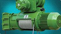 Взрывозащищенный тельфер электрический канатный стационарный ВМТ01;ВМТ02 грузоподъемностью от 0,5 до 62 ТОНН