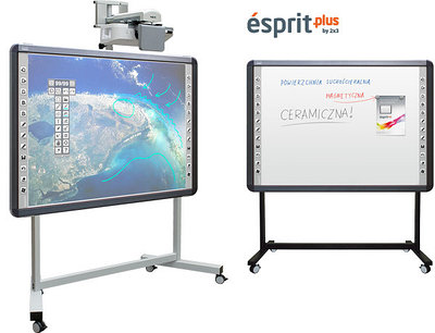 Проекторы, Интерактивные доски ESPRIT, Проекционные экраны