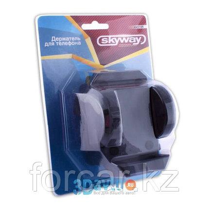 Держатель телефона на дефлектор SKYWAY (шир.45-118мм), фото 2