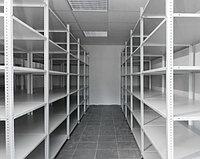 Архивные металлические стеллажи