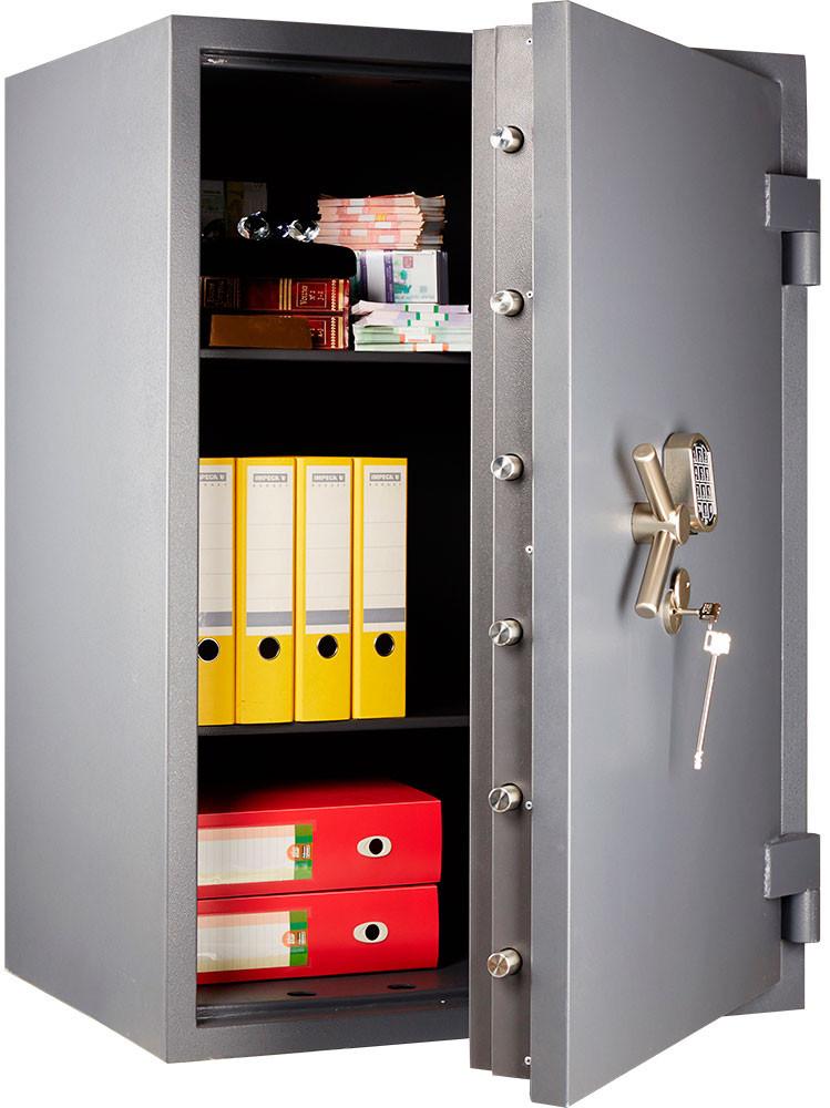 Сейф взломостойкий для дома и офиса Banker-M 1568 EL