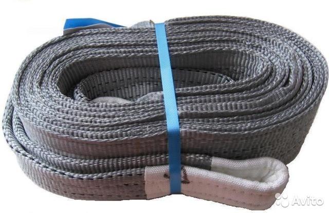 СТРОПЫ текстильные 4т * 6м