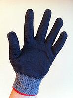 Перчатки Х/Б 10 кл. покрытые латексом (ОБЛИТЫЕ - одинарный облив), фото 1