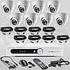 AHD готовый комплект видеонаблюдения на 8 камер
