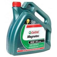 Моторное масло CASTROL Magnatec 10W40 SL/CF 4L