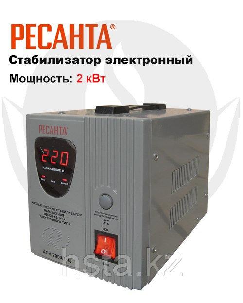 Стабилизатор Ресанта ACH-2000/1-Ц
