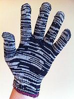Перчатки Х/Б - Шубар Х5 Зебра, фото 1