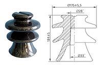 Изолятор  ШФ-20Г1 (фарфоровй штыревой)