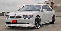 Обвес Hamman на BMW 7-series E65