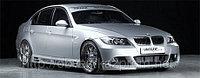 Обвес Rieger на BMW 3-серии (Е90), фото 1