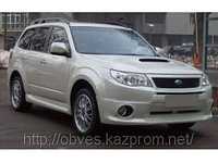 Forester SH5 (2008-), фото 1
