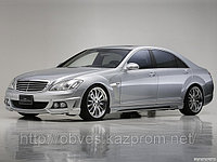 Обвес WALD black bison edition на S-class W221 Long, фото 1
