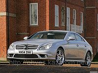 Обвес AMG на Mercedes Benz CLS W219 (Пластик), фото 1