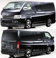 Обвес WALD на Toyota Hiace