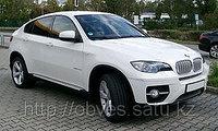 Родные пороги на BMW X6, фото 1