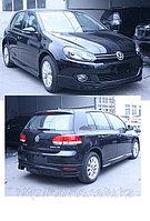 Обвес R-line на Volkswagen Golf 6