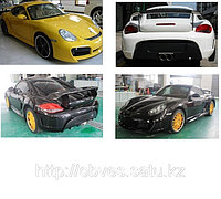 Обвес Techart на Porsche Boxster/Cayman 987
