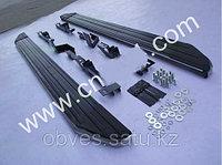Подножки \ пороги на Mitsubishi ASX, фото 1