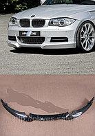 Передняя юбка карбоновая Hartge на BMW E82