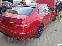 Обвес на Mercedes-Benz CLK W207
