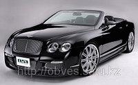 Обвес ASI на Bentley Continental GT