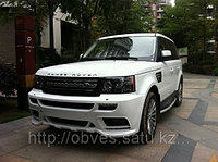 Hamann на Range Rover Sport (стеклопластик), фото 1