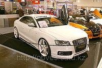 Обвес Rieger на Audi A5