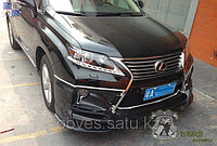 Обвес WALD Black Bison на Lexus RX350 2012 РЕСТАЙЛИНГ, фото 1