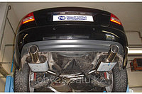 Спортивная выхлопная система FOX на Audi A4/ S4 B7 (2004-07), фото 1