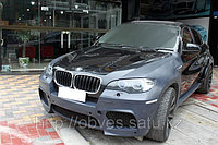 Обвес X6m на BMW X6 E71