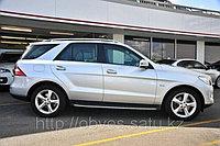 Подножки \ пороги на Mercedes-Benz ML W166, фото 1