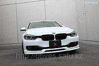Передняя юбка 3D Design на BMW F30, фото 1