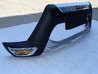 Обвес на Toyota Highlander 2010-2012