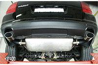 Спортивная выхлопная система FOX на Porsche Cayenne 955, фото 1