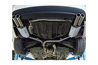 Спортивная выхлопная система FOX на Mercedes-Benz С-class W204