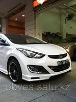 Обвес на Hyundai Elantra NEW, фото 1