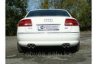 Спортивная выхлопная система FOX на Audi A8 2002-10