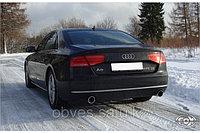 Спортивная выхлопная система FOX на Audi A8 '2010, фото 1