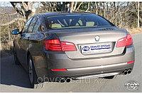 Спортивная выхлопная система FOX на BMW 5 F10