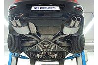 Спортивная выхлопная система FOX на BMW 6 F12, фото 1