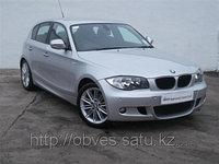 Обвес M-sport на BMW 1-series E87