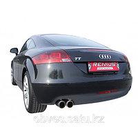 Спортивная выхлопная система Remus на Audi TT 8J