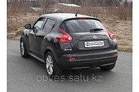 Спортивная выхлопная система FOX на Nissan Juke, фото 1