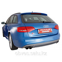 Спортивная выхлопная система Remus на Audi S4