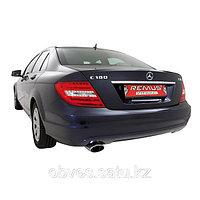 Спортивная выхлопная система Remus на Mercedes-Benz C-calss W204, фото 1